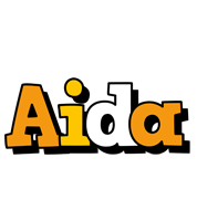 Aida cartoon logo