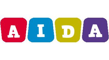 Aida daycare logo