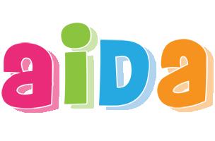 Aida friday logo