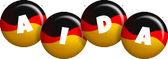 Aida german logo