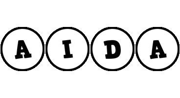 Aida handy logo