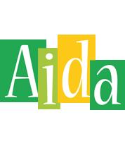 Aida lemonade logo