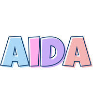 Aida pastel logo