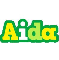Aida soccer logo