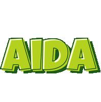 Aida summer logo