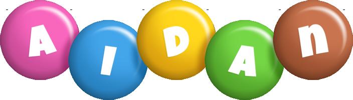 Aidan candy logo