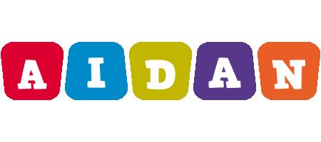 Aidan daycare logo