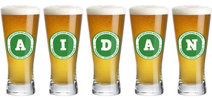 Aidan lager logo