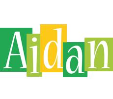 Aidan lemonade logo