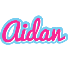 Aidan popstar logo