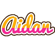 Aidan smoothie logo