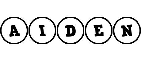 Aiden handy logo