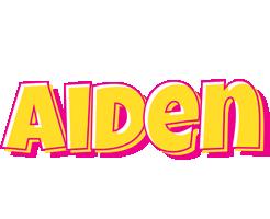 Aiden kaboom logo
