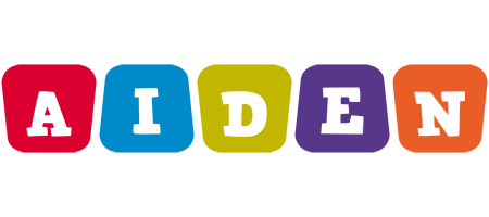 Aiden kiddo logo