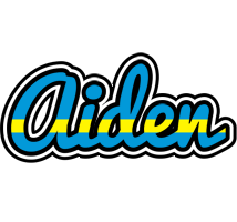 Aiden sweden logo