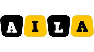Aila boots logo