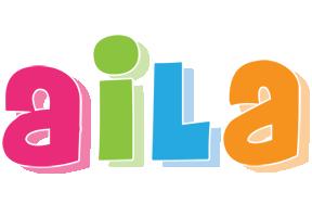 Aila friday logo