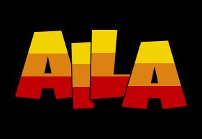 Aila jungle logo