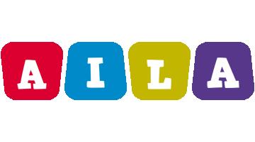 Aila kiddo logo