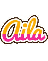 Aila smoothie logo