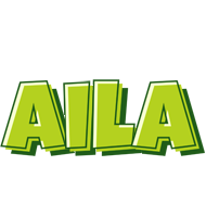 Aila summer logo