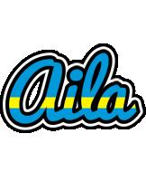 Aila sweden logo