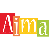 Aima colors logo