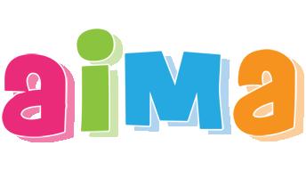 Aima friday logo