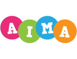 Aima friends logo
