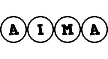 Aima handy logo