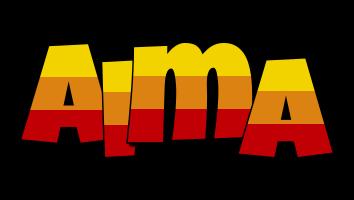 Aima jungle logo