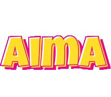 Aima kaboom logo