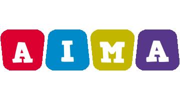 Aima kiddo logo