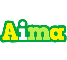 Aima soccer logo