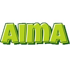 Aima summer logo