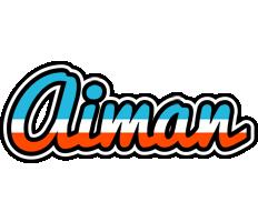 Aiman america logo
