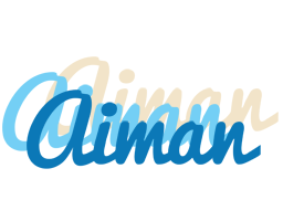 Aiman breeze logo