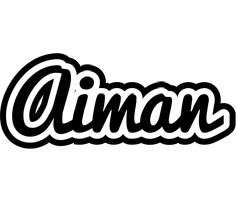 Aiman chess logo