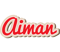 Aiman chocolate logo