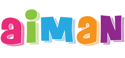 Aiman friday logo