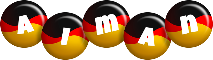 Aiman german logo