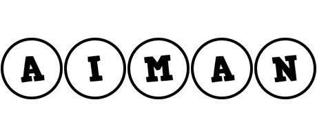 Aiman handy logo