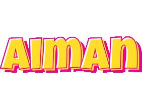 Aiman kaboom logo