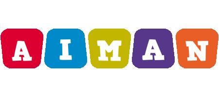 Aiman kiddo logo