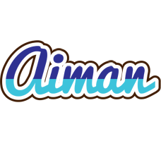 Aiman raining logo