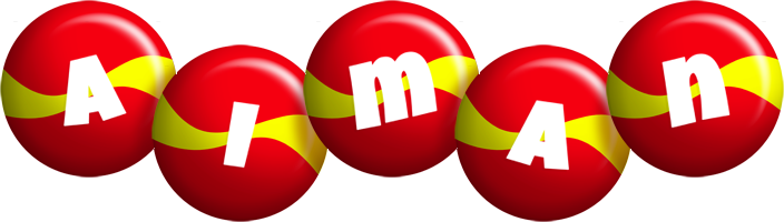 Aiman spain logo