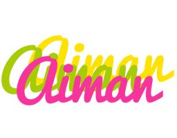 Aiman sweets logo
