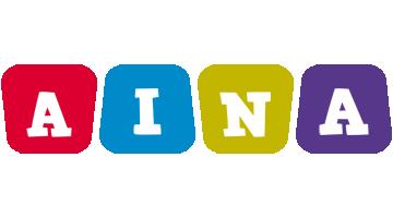 Aina daycare logo