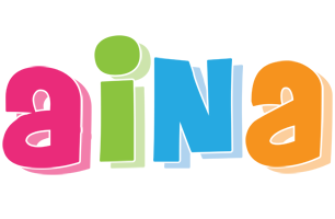 Aina friday logo