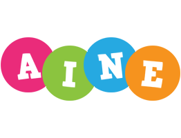 Aine friends logo